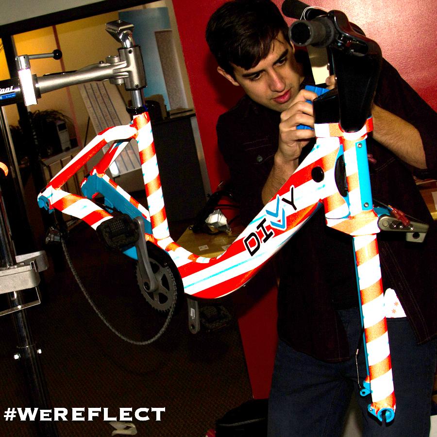 Video Custom Bike Wraps Spoken Art - Vinyl bike wrap